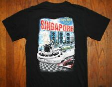 HARD ROCK CAFE SINGAPORE / LOVE ALL SERVE ALL / HRC BLACK T-SHIRT SIZE SMALL S