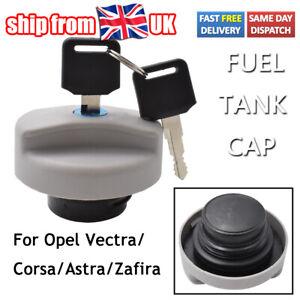 Fuel Petrol Gasoline Gas Tank Filler Cap For Opel Vauxhall Astra Zafira Vectra