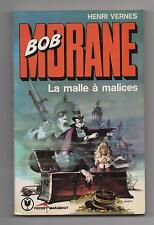 Bob Morane 138. La Malle à malices. Pocket Marabout 1976