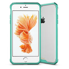 For iphone X 7 8 iphone8 Plus Clear Hybrid Shockproof TPU Bumper Hard Case Cover