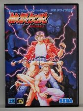FATAL FURY THE BATTLE OF DESTINY - MEGA DRIVE - COMPLETO - JAPAN