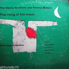 The CLANCY BROTHERS & TOMMY MAKEM Rising Of The Moon LP Tradition 1956  SirH70