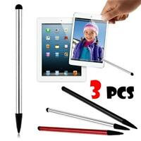 Universal Capacitive Touch Screen Pen Active Stylus For Smart Phone Tablet PC