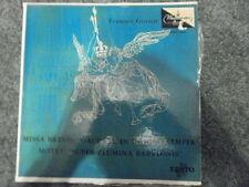 Giroust / Louis-Martini MISSA BREVIS / MOTET (Erato / Westminster XWN18544) LP