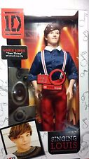 "1D Singing Louis ""One Thing"" I Love Louis Concert Collect. 1 Direction Hot Sale"