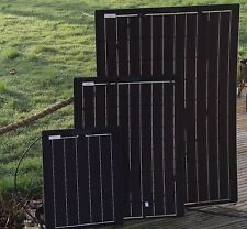 EX-Display 100W Semi Flexible Solar Panel ETFE  Motorhomes Boats UK BUSINESS
