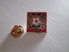 a5 ALBANIA federation nazionale spilla football calcio soccer pins Shqiperi