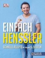 Englische Bücher über Kochen & Genießen Steffen-Henssler