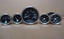 JEEP Willys Speedometer 12 V fits 1946-66 CJ-2A, 3A, 3B,M38, M38A1