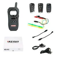 KEYDIY KD-X2 Maker Unlocker Generator Transponder Cloning OBD2 Car Diagnostic##