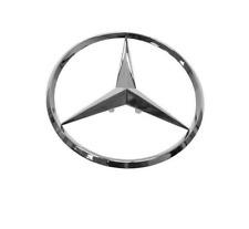 Mercedes-Benz Trunk Star Emblem Genuine OE S63 S550 S550e S600