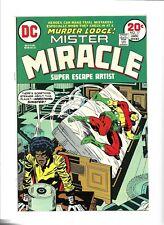 Mister Miracle 17 18 19 20 23 Mad Merkin Barda Darkseid Highfather Murder Lodge