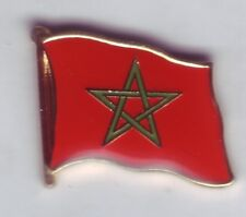 Marocco, Morocco, flaggenpin, Flag, PIN, BADGE, label,