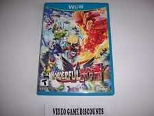 Original Box Case for Nintendo Wiiu Wii U Wonderful 101