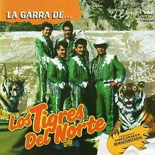 Los TIGRES del NORTE La garra de...México CD Fonovisa 1998 !