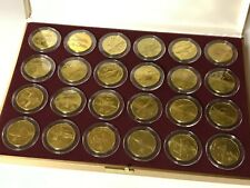 Legendary Aircraft of World War II $10 Coins 24 coins in this collection