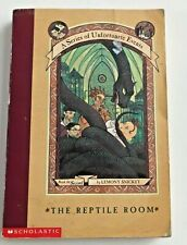 The Reptile Room ( a Series of Unfortunate Events #2 ) Paperback