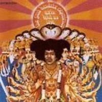 Jimi Hendrix Experience Axis:Bold as love (1967) [CD]