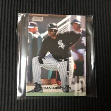 2018 TOPPS STADIUM CLUB CHICAGO WHITE SOX TEAM SET 7 CARDS  FRANK THOMAS +