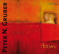 Peter N. Gruber : Bzw CD (2018) ***NEW*** Highly Rated eBay Seller Great Prices