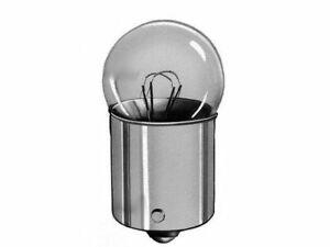 For 1963 Mercury Meteor License Light Bulb Wagner 46457YH
