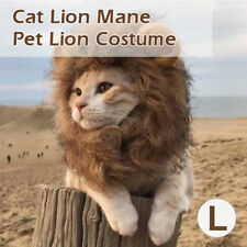 More details for   mane pet  costume pet  hair wig for dogs cats pets a9u1