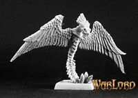 1x COUATL REPTUS -WARLORD REAPER figurine miniature rpg jdr serpent volant 14459
