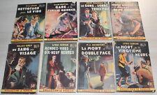 Collection LE VERROU / Lot de 8 Numéros de 1953-1954 / Editions Ferenczi