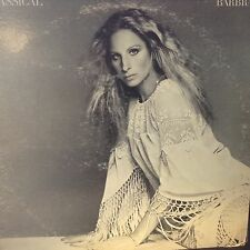 "Barbra Streisand ""Classical..Barbra"" 1976 Pop LP,! VG CBS Masterworks"