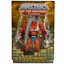 MOTU Classics Snout Spout New/Sealed Action Figure NIB Masters of the Universe