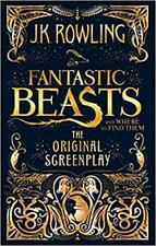 Fantastic Beasts and Where to Find Them The Original Screenplay 9780751574951
