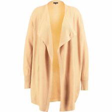 Cardigan da donna lungo in lana