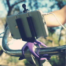 Gekkopod Mini Tripod Mount - Portable and Flexible Stand Holder for Smartphone