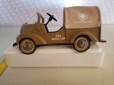 Hallmark Kiddie Car Classics 1941 Garton Field Ambulance Die Cast Pedal Car