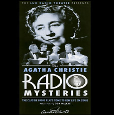 AGATHA CHRISTIE OTR Old Time Radio Shows MP3 PC-DVD 46 EPISODES