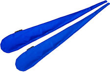 Flames N Games Sock Poi (BLUE) Pro Tube Poi Juggling Poi Socks