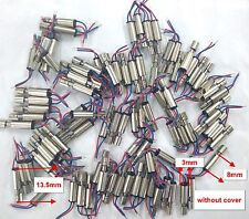 200pcs 3mm x 8mm Without Cover Vibration Pager Vibrator Motor DIY Mini Pager