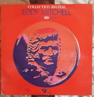 "LP Eddy Mitchell ‎– Collection récital Vol. 4 ""100% Rock"" Barclay 920.272"