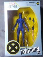 Marvel Legends Mystique Action Figure 20th Anniversary X-Men Movie In Stock