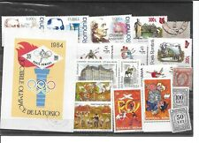 Romania Mixed group of old and new + Souvenir Sheet used