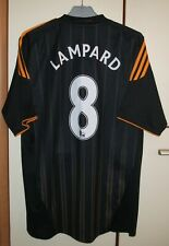 Chelsea 2010 - 2011 Away football shirt jersey adidas Size L #8 Lampard