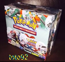 Pokémon Display 36 Booster Poings Furieux Collector en Français  Neuf Xy 3