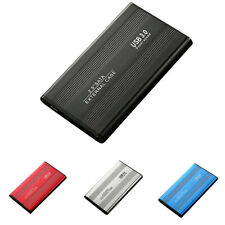 USB 3.0 2TB,1TB 500GB External Hard Drive Disk HDD 2.5'' For PC Laptop Portable