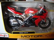Yamaha YZF R 1   Rot   Maisto 1:12