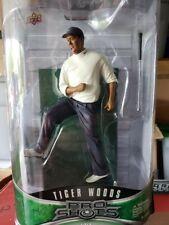 Tiger Woods Pro Shots Upper Deck Figurine