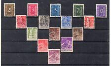 Indonesia Valores del año 1948-50 (DK-917)