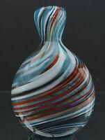 Seltenes Schnupftabakglas - Bixl - Schnupftabakflasche - Überfangglas !!! Nr.92