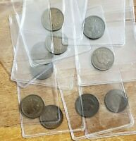10 Different Indian Head One Cents  Check It Out!!! KM# 90a #IN-Lot-1