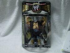 WWF Signed Shockmaster Action Figure Jakks  w/COA