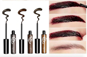 Lazy Makeup Eyebrow Enhancers Liquid Gel sticker Waterproof tint pencil tattoo